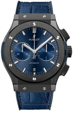 Buy this new Hublot Classic Fusion Chronograph 45mm 521.cm.7170.lr mens watch for the discount price of £8,036.00. UK Retailer.
