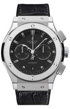 Hublot Classic Fusion Chronograph 45mm Mens watch, model number - 521.nx.1170.lr, discount price of £6,000.00 from The Watch Source