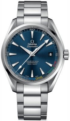 Omega Aqua Terra 150m Master Co-Axial 41.5mm 522.10.42.21.03.001 watch
