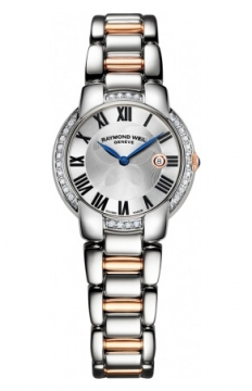 Raymond Weil Jasmine Ladies watch, model number - 5229-s5s-01659, discount price of £1,635.00 from The Watch Source