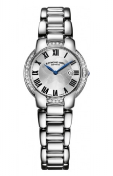 Raymond Weil Jasmine Ladies watch, model number - 5229-sts-01659, discount price of £1,635.00 from The Watch Source