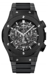 Hublot Classic Fusion Aerofusion Chronograph Black Magic 45mm 525.cm.0170.cm watch