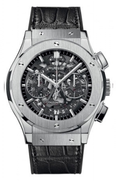 Hublot Classic Fusion Aerofusion Chronograph 45mm Mens watch, model number - 525.nx.0170.lr, discount price of £10,000.00 from The Watch Source