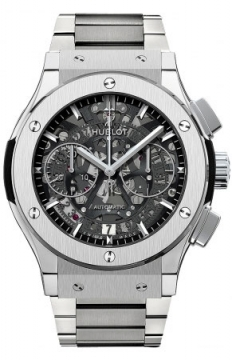 Hublot Classic Fusion Aerofusion Chronograph 45mm Mens watch, model number - 525.nx.0170.nx, discount price of £9,760.00 from The Watch Source