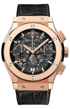 Hublot Classic Fusion Aerofusion Chronograph 45mm Mens watch, model number - 525.ox.0180.lr, discount price of £22,910.00 from The Watch Source