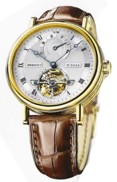 Breguet Tourbillon Automatic Power Reserve Mens watch, model number - 5317ba/12/9v6, discount price of £74,700.00 from The Watch Source
