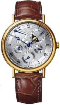 Breguet Classique Perpetual Calendar Mens watch, model number - 5327ba/1e/9v6, discount price of £42,245.00 from The Watch Source
