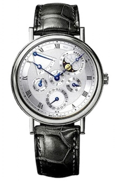 Breguet Classique Perpetual Calendar Mens watch, model number - 5327bb/1e/9v6, discount price of £47,725.00 from The Watch Source