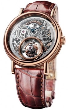 Breguet Tourbillon Messidor Mens watch, model number - 5335br/42/9w6, discount price of £104,140.00 from The Watch Source