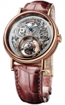 Breguet Tourbillon Messidor 5335br/42/9w6 watch