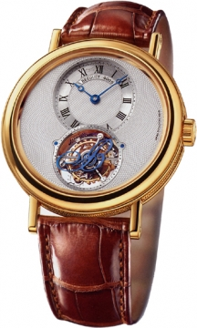 Breguet Tourbillon Manual Wind Mens watch, model number - 5357ba/1b/9v6, discount price of £61,120.00 from The Watch Source