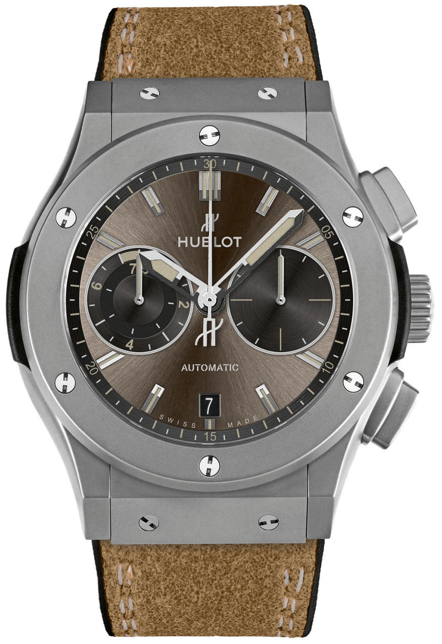 Buy this new hublot classic fusion chronograph 45mm 537 mens watch for the discount for Hublot watches