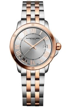 Raymond Weil Tango Ladies watch, model number - 5391-sb5-00658, discount price of £695.00 from The Watch Source