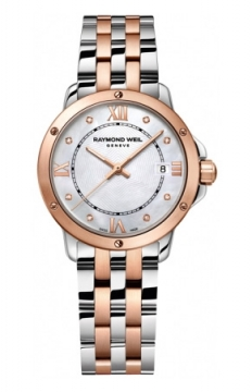 Raymond Weil Tango Ladies watch, model number - 5391-sp5-00995, discount price of £775.00 from The Watch Source