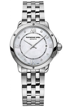 Raymond Weil Tango Ladies watch, model number - 5391-st-00995, discount price of £695.00 from The Watch Source