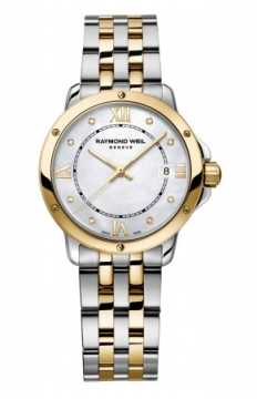 Raymond Weil Tango Ladies watch, model number - 5391-stp-00995, discount price of £775.00 from The Watch Source