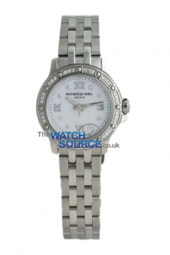 Raymond Weil Tango Ladies watch, model number - 5399-sts-00995, discount price of £1,060.00 from The Watch Source