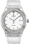 Hublot Classic Fusion Automatic Titanium 42mm 542.ne.2010.lr.1204 watch