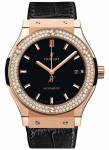 Hublot Classic Fusion Automatic Gold 42mm 542.ox.1181.lr.1104 watch