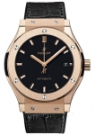 Hublot Classic Fusion Automatic Gold 42mm 542.ox.1181.lr watch