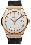 Hublot Classic Fusion Automatic Gold 42mm 542.ox.2611.lr watch