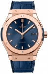 Hublot Classic Fusion Automatic Gold 42mm 542.ox.7180.lr watch