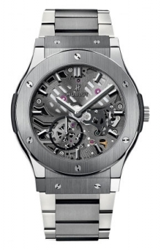 Hublot Classic Fusion Classico Ultra Thin 42mm Mens watch, model number - 545.nx.0170.nx, discount price of £10,720.00 from The Watch Source