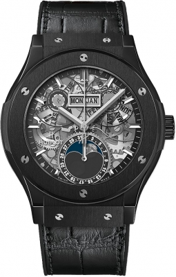 Hublot Classic Fusion Aerofusion Moonphase 42mm 547.cx.0170.lr watch