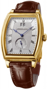 Breguet Heritage Big Date Mens watch, model number - 5480ba/12/996, discount price of £13,440.00 from The Watch Source
