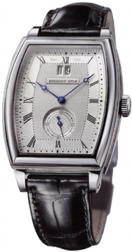 Breguet Heritage Big Date Mens watch, model number - 5480bb/12/996, discount price of £14,400.00 from The Watch Source