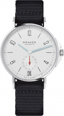 Nomos Glashutte Ahoi Datum 40.3mm 551 watch
