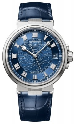 Breguet Marine Automatic 40mm 5517bb/y2/9zu watch