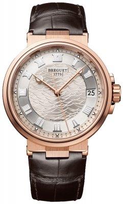 Breguet Marine Automatic 40mm 5517br/12/9zu watch