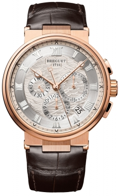 Breguet Marine Chronograph 42.3mm 5527br/12/9wv watch