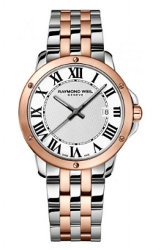 Raymond Weil Tango Mens watch, model number - 5591-sp5-00300, discount price of £695.00 from The Watch Source