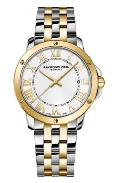 Raymond Weil Tango Mens watch, model number - 5591-stp-00308, discount price of £722.00 from The Watch Source