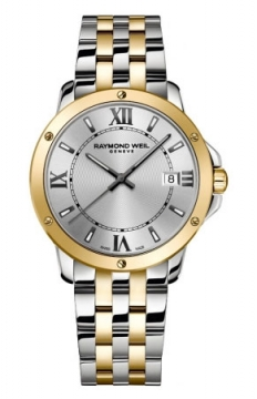 Raymond Weil Tango Mens watch, model number - 5591-stp-00657, discount price of £722.00 from The Watch Source