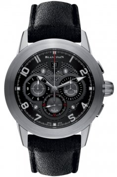 Blancpain L-Evolution Flyback Chronograph Mens watch, model number - 560stc-11b30-52b, discount price of £11,390.00 from The Watch Source