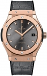 Hublot Classic Fusion Quartz Gold 33mm 581.ox.7081.rx watch