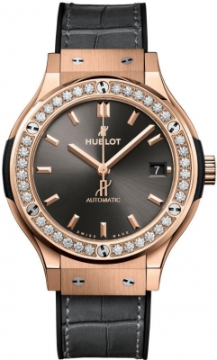 Hublot Classic Fusion Automatic 38mm 565.ox.7081.lr.1204 watch