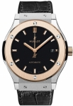 Hublot Classic Fusion Automatic Titanium 38mm 565.no.1181.lr watch