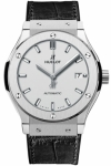 Hublot Classic Fusion Automatic Titanium 38mm 565.nx.2611.lr watch