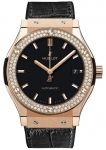 Hublot Classic Fusion Automatic Gold 38mm 565.ox.1181.lr.1104 watch