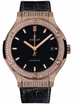 Hublot Classic Fusion Automatic Gold 38mm 565.ox.1181.lr.1704 watch