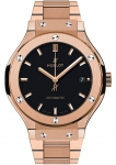 Hublot Classic Fusion Automatic Gold 38mm 565.ox.1181.ox watch