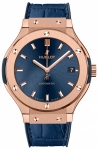 Hublot Classic Fusion Automatic Gold 38mm 565.ox.7180.lr watch