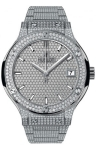 Hublot Classic Fusion Automatic Titanium 38mm 565.nx.9010.nx.3704 watch