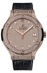 Hublot Classic Fusion Automatic Gold 38mm 565.ox.9010.lr.1704 watch