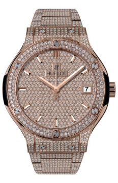Hublot Classic Fusion Automatic 38mm Mens watch, model number - 565.ox.9010.ox.3704, discount price of £53,200.00 from The Watch Source