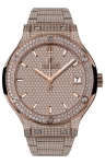 Hublot Classic Fusion Automatic Gold 38mm 565.ox.9010.ox.3704 watch